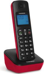 thomson th 025drd mica color dect red photo