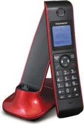 thomson th 570dred cobalt dect red photo