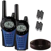 cobra mt975 2vp walkie talkie set photo