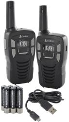 cobra mt245vp walkie talkie set photo