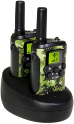 EVOLVEO FREETALK XM2 WALKIE TALKIE SET WITH DUAL CHARGING BASE τηλεπικοινωνίες   walkie talkie