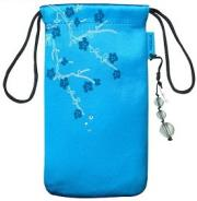 nokia cp 513 carrying case blue fabric photo