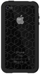 xtrememac microshield tatu iphone 4 black block photo