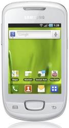 samsung gt s5570 galaxy mini white photo