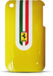 ferrari stradale iphone 4 cover yellow plastic photo