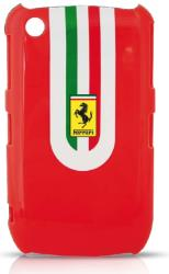 ferrari hard case stradale red blackberry 8520 9300 plastic photo