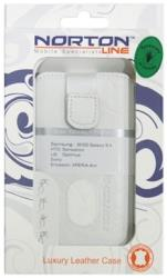 thiki katheti aniline samsung i9100 galaxy s ii washed white leather photo