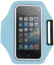 thiki gecko active armband apple iphone 5 blue plastic photo