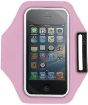 thiki gecko active armband apple iphone 5 pink plastic photo