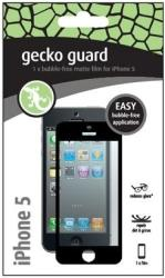 screen protector gecko apple iphone 5 bubble free guards black photo