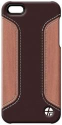 thiki trexta apple iphone 5 coupe wood camel photo