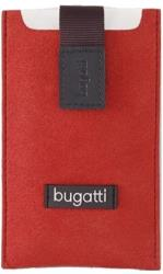 bugatti funcase size s 107x50x13 mm red fabric universal photo