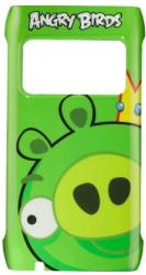 nokia faceplate cc 5004 angry birds for x7 green photo
