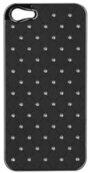 trendy8 faceplate bling bling for iphone 5 5s black photo