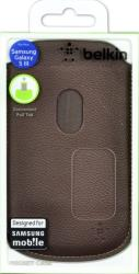 belkin f8m410cwc01 pocket case for samsung galaxy s iii brown leather photo