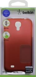 belkin f8m566btc03 samsung galaxy s4 exclusive micra glam matte case red plastic photo