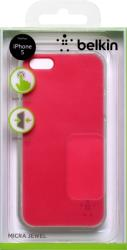 belkin f8w300vfc03 cover shield gia iphone 5 transparent ultra thin sorbet photo