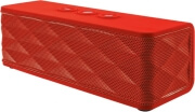 trust 19314 jukebar wireless speaker red photo