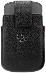 blackberry leather swivel holster acc 50879 for q10 120 x 67 x 104 mm black photo