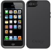 otterbox prefix series iphone 5 case slate grey black silicone photo