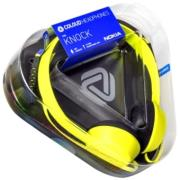 nokia wh 520 coloud knock stereo headset yellow photo