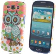 fancy case owl for samsung i9500 photo
