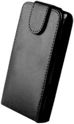 sligo leather case for samsung i9070 galaxy s advance black photo