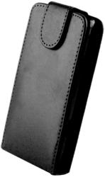 SLIGO LEATHER CASE FOR SAMSUNG S5300 GALAXY POCKET BLACK