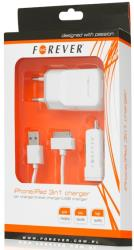 forever charger for iphone 4 4s 3in1 new photo