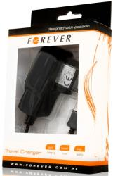 forever travel charger with mini usb 1a box photo