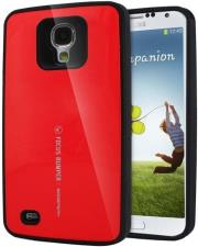 ΣΚΛΗΡΗ ΘΗΚΗ GOOSPERY SAMSUNG I9505 GALAXY S4 FOCUS SERIES RED