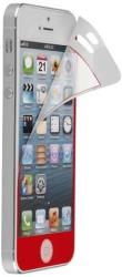 screen protector goospery apple iphone 5 5s anti finger 2 tem clear red photo