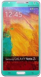 screen protector goospery samsung n9005 galaxy note 3 anti finger 2 tem clear mint green photo