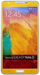 screen protector goospery samsung n9005 galaxy note 3 anti finger 2 tem clear yellow photo
