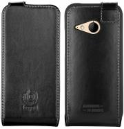 case bugatti flipcover oslo for htc one mini 2 black photo