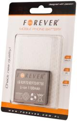 forever battery for lg ku970 1100mah li ion hq photo