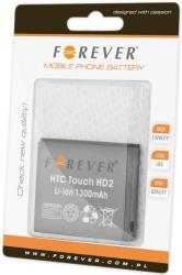forever battery for htc hd2 1300mah li ion hq photo