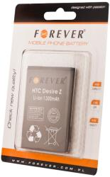 forever battery for htc desire z 1300mah li ion hq photo