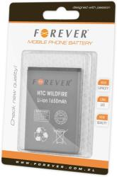 forever battery for htc wildfire 1650mah li ion hq photo