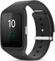 sony smartwatch 3 swr50 black photo