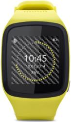 mykronoz zesplash smartwatch yellow photo