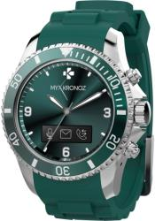 mykronoz zeclock smartwatch green photo