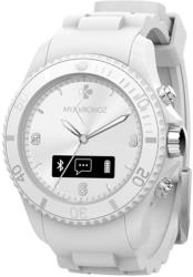 mykronoz zeclock smartwatch white photo