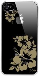 g cube a4 gpa 4ss premium clear back shell for iphone 4 4s aloha sunset photo