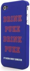 g cube a4 gphd 4n hard case for iphone 4 drink puke navy photo