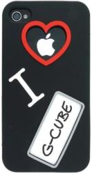 g cube a4 gpsl 4b silicon case for iphone 4 4s black photo