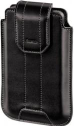 hama 109362 prato mobile phone sleeve l black universal photo
