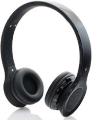 gembird bhp ber bk bluetooth stereo headset berlin black photo