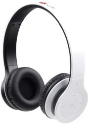gembird bhp ber w bluetooth stereo headset berlin white photo