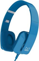 nokia wh 930 purity hd stereo headset by monster beats audio cyan blue photo